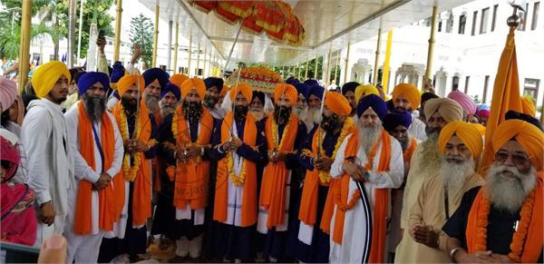 sri guru nanak dev ji wedding great nagar kirtan sultanpur lodhi