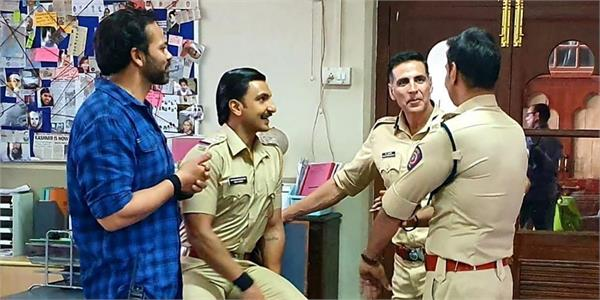 ips officer notice a mistake in akshay kumar picture