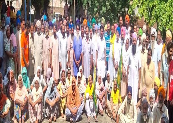 drugs  sales  villagers  boycotts