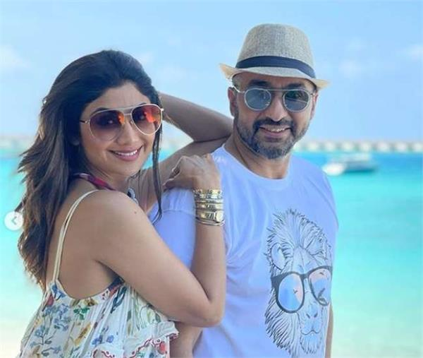 shilpa shetty  s bodyguard move during state bail video viral
