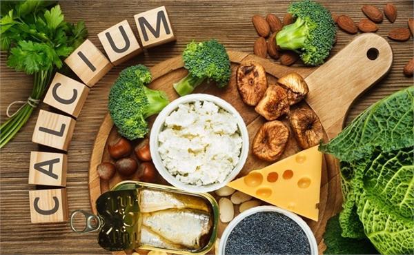 health tips calcium lack depression ladyfinger strong bones