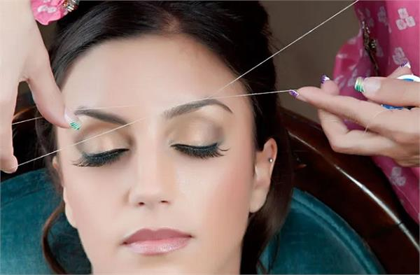 beauty tips  here are some tips to help relieve skin irritation after threading