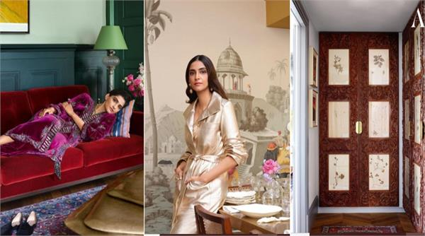 take a tour at sonam kapoor s expensive london home