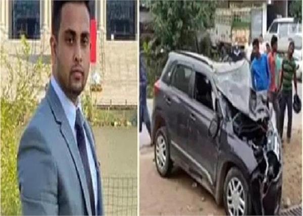 himachal  doctor died in car accident