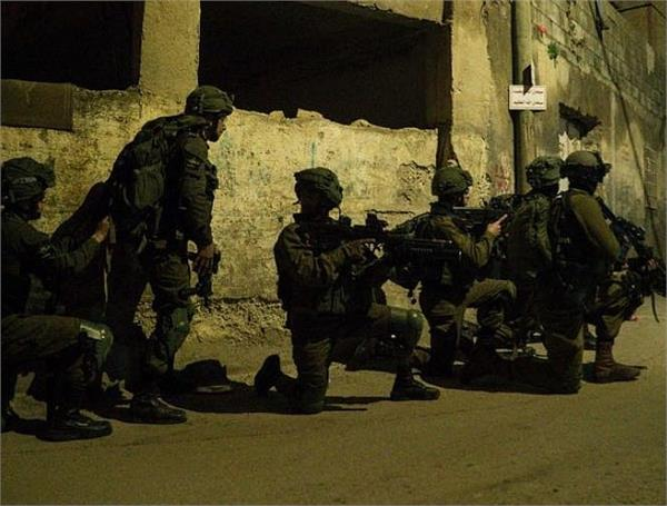 israeli troops kill 4 hamas operatives in west bank