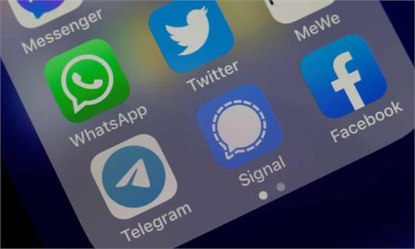 russia fined facebook twitter and telegram