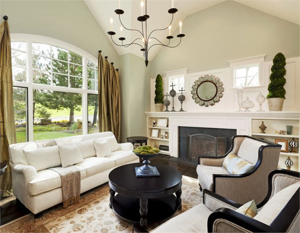give your home living room a new look