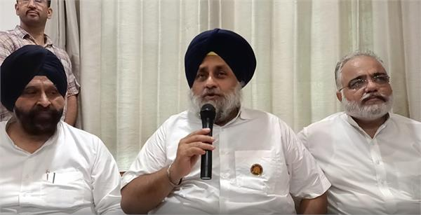 arriving in ludhiana sukhbir badal campaigned in favor of his candidates