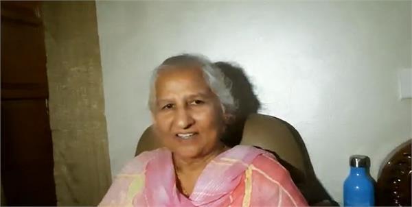 charanjit singh channi sister surinder kaur